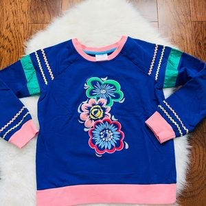 Hanna Anderson Sz 140 sweatshirt